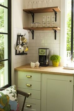 The Graham Residence - contemporary - Kitchen - Atlanta - Specialty Tile Products