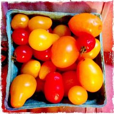 Tomatoes, I have never understood you.