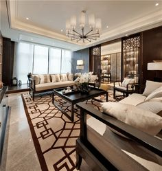 DIVISOR Chinese Interior, Asian Interior, Classic Interior, Home Interior Design, Home Decor Furniture, 70s Home Decor, Asian Home Decor, European Home Decor, Home Decor Colors