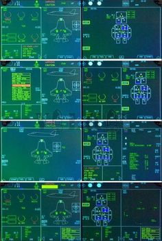 F-35 cockpit display