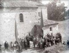 Iglesia - Año 1900
