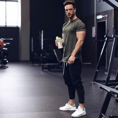 39 Best Gym Outfit Men Images In 2019 Man Fashion Fitness Fashion