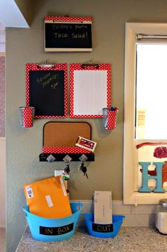 Tutorial: Cute Kitchen Command Station with Scotch® Duct Tapes
