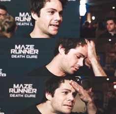 Love this face #dylanobrien
