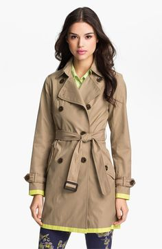 Vince Camuto 'Joanne' Trench Coat (Online Exclusive) | Nordstrom | $138