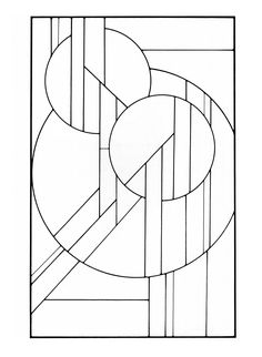 Trends New Design Stained Glass Designs, Stained Glass Panels, Stained Glass Patterns, Mosaic Patterns, Stained Glass Art, Quilt Patterns, Motif Art Deco, Art Deco Pattern, Art Deco Design