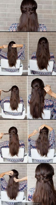 Everyday heat styling can be damaging for your hair. That's why we've gathered some of the best and elegant no heat hairstyles for you. These Hairstyles take just a few minutes and the …