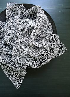 Whit's Knits: Open AirWrap - The Purl Bee - Knitting Crochet Sewing Embroidery Crafts Patterns and Ideas!