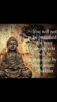 The Lord Buddha said