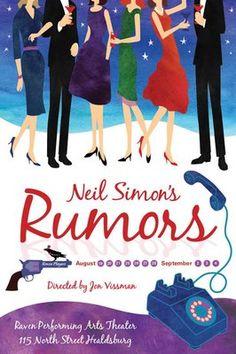 Rumors Neil Simon - Google Search
