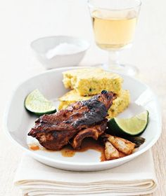 Try this recipe for Jerk Chicken from PBS Food.