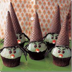decoracion facil cupcakes