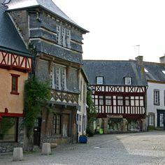 10 van de mooiste dorpen en stadjes in Bretagne - Tips van Frankrijk Puur