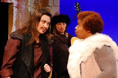 Taming of the Shrew = all female cast, The Queen's Company, review