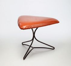 Anonymous, Stool by Herman Miller, c1960.