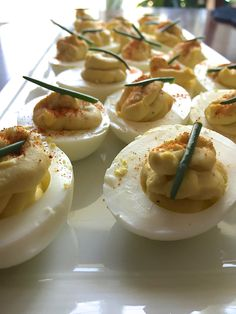 Awesome Deviled Eggs