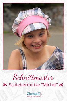 Baby Kleidung, Schuhe & Accessoires Offizielle Website I Love Punk Einzelknoten Babymütze Rosa-weiß Gestreift