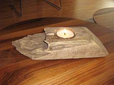 Fireplace - Treibholz Möbel-driftwood