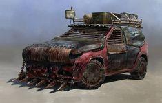 safe travel after the zombie apocalypse by mythrilgolem1 on DeviantArt
