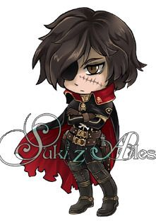Buy directly from the world's most awesome indie brands. Anime Guys, Manga Anime, Chibi, Space Pirate Captain Harlock, Captain My Captain, Indie Brands, Pixel Art, Pirates, Old Things