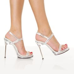 Silver Wedding Shoes on Silver Bridal Shoes Silver Bridal Shoes Silver Bridal Sh… - Bridal Shoes Louboutin High Heels, Stiletto Shoes, Shoes Heels, Colorful Wedding Shoes, White Wedding Shoes, Silver Bridal Shoes, Silver Shoes, Cute Shoes, Me Too Shoes
