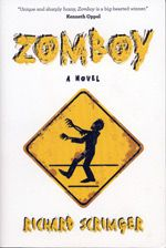 Zomboy by Richard Scrimger: A zombie enrolls at a middle school, turning everything upside down. His arrival signals that things aren't quite right in the town of Dresden, and a human student must team up with the zombie to save the town. Evil Dead, Writer Humor, Words Can Hurt, Summer Reading Lists, Call Of Duty, Resident Evil, Paperback Books, Zombies