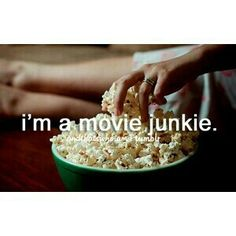...and that's who I am. - could sit with people that I love and watch away :)