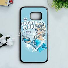 Frozen Fall Samsung Galaxy S7 Edge Case | armeyla.com