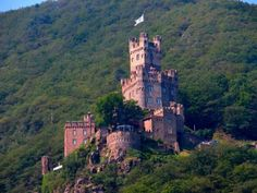 sooneck castle germany