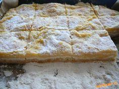 ***SYPANÁ TVAROHOVÁ BUCHTA-BEZ TĚSTA!!(rychlovka a hrozná dobrota)*** 3 hrnky pol.mouky, 1 hrnek cukru krupice,1 vanil.cukr, rozinky (nemusí být), 1 prdopeč, 125g tuku (Hery či jiné), pečící papír... NÁPLŇ: 3 tvarohy (v papíru-ne vanička), 1 vejce, 1 hrnek cukru, 1 vanil.cukr, 500ml mléka...pokud dáte jen 2 tvarohy..dejte méňě mléka i cukru  POSTUP PŘÍPRAVY  Smíchej mouku, cukr, vanil.cukr a prdopeč. Polovinu této směsi /cca2hrnky/ nasypeme na plech vyložený pečícím papírem. Náplň bude řidší Easy Cake Recipes, Sweet Recipes, Dessert Recipes, Pie Recipes, Sweet Desserts, Delicious Desserts, Vegan Fruit Cake, Vegetarian Breakfast Recipes, Czech Recipes