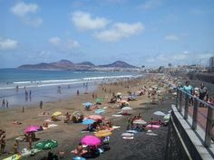 Las Canteras Beach (LAS PALMAS GC)