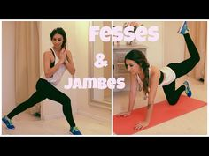 Fesses bombées & jambes sexy + Playlist Musiques / Workout (préféré!) 12 déc - Jour 9 du challenge - YouTube