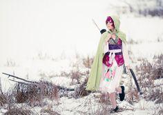 https://flic.kr/p/D7MKkK | Yona by Mango Sirene Yona of the Dawn Cosplay | Follow my Facebook Page!