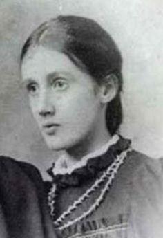 Virginia Woolf. 30 escritores cuando eran adolescentes ¿Adivinas quiénes son? http://www.eraseunavezqueseera.com/2014/11/11/escritores-adolescencia/