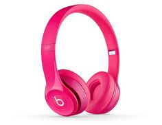 Pin for Later: Dear Couples, It's Time to Make Up For All Those Expensive Gifts Beats by Dr. Dre Headphones How come everyone has a piece of advice for a single? When it gets too much, try these Beats by Dr. Dre Solo 2 over-ear headphones in pink (£169).