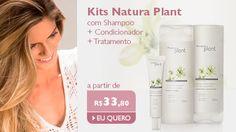 Produtos naturais que deixam seus cabelos saudáveis.