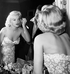 Marilyn- what happened to classy women....???