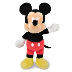 The Micky Mouse Soft Toy Send Through From Our Online shop2Nellore.com Its an Outstanding toy to gift for your beloved childrens.