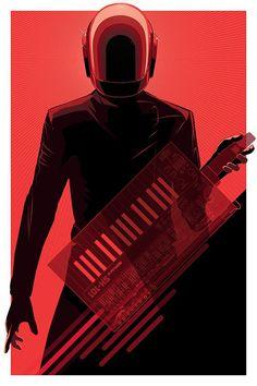 Craig Drake Daft Punk