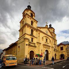 https://flic.kr/p/FoUtc3 | Bogota, Colombia | Iglesia de la Candelaria