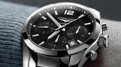 History of Longines with Classical Structure and Design - Wrist Watch Models Fine Watches, Cool Watches, Aishwarya Rai Photo, Retail News, Beauty Giveaway, Tv Ads, Watch Model, Free Items, Male Models