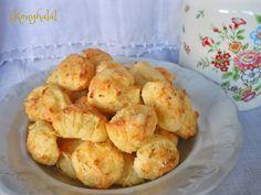 Sütőben sült sajtos túrófánk