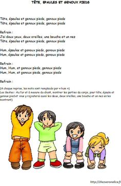Father Songs, French Education, Baby Gym, Teaching French, Activities For Kids, Language, School, French Tips, Kids Songs