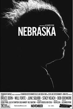 Nebraska Release Date: November 15, 2013 Starring: Bruce Dern, Will Forte, Stacy Keach, June Squibb, Bob Odenkirk