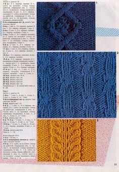 Zolushka Vzory 1997 4 - Isabela - Knitting 2 - Picasa Web Albums