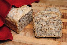 4-kornbrød - skåldet rug