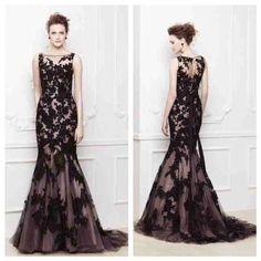 Modeca Oriel in Black  - Simply Elegant Bridal STL