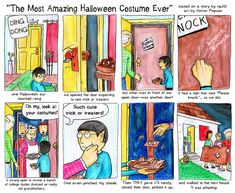 Not sure what to go as for Halloween this year? - Imgur