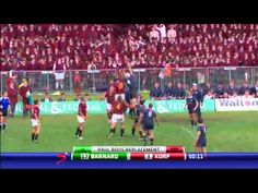 Match Video Highlights of Paul Roos Gymnasium vs Grey College #SchoolRugby