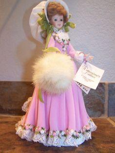 Original 1998 Mimi Valentines Ladies Doll Pamela Valentine not Gorham Pamella | eBay